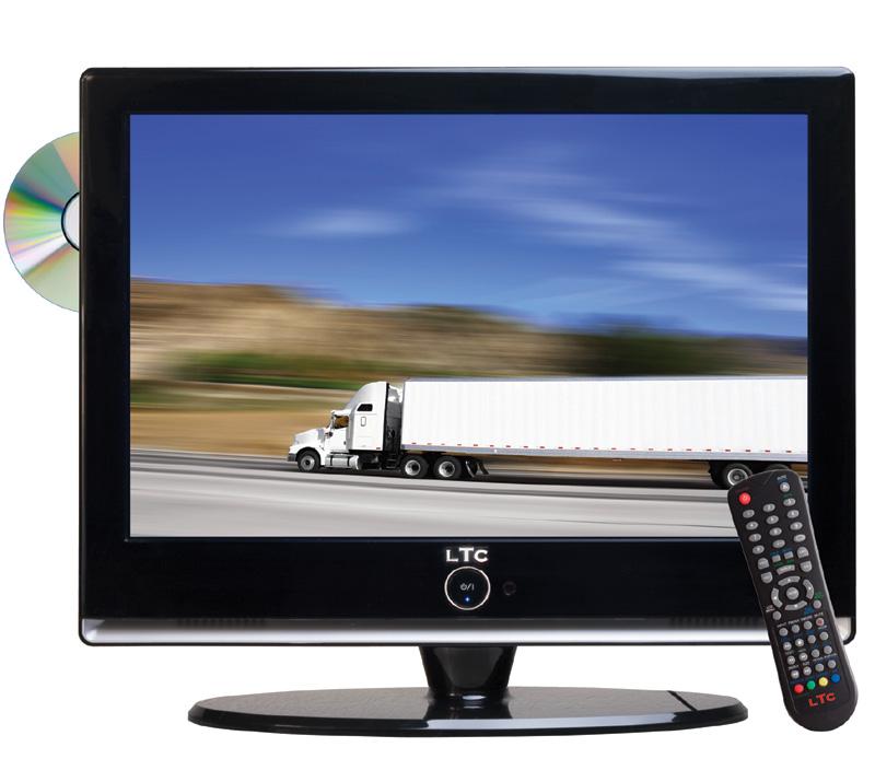 TV  12V LED &DVD PLAYER               Με ενσωματωμένο δέκτηMPEC4 , κατάλληλο για προβολή προγραμμάτων  DIGEA Κατάλληλη για, το σκάφος  το λεωφορείο το φορτηγό  το σπίτι ή το τροχόσπιτο, αφού λειτουργεί από 9-16V DC.  Με προστασία  του ρεύματος και κατά  της υγρασία.